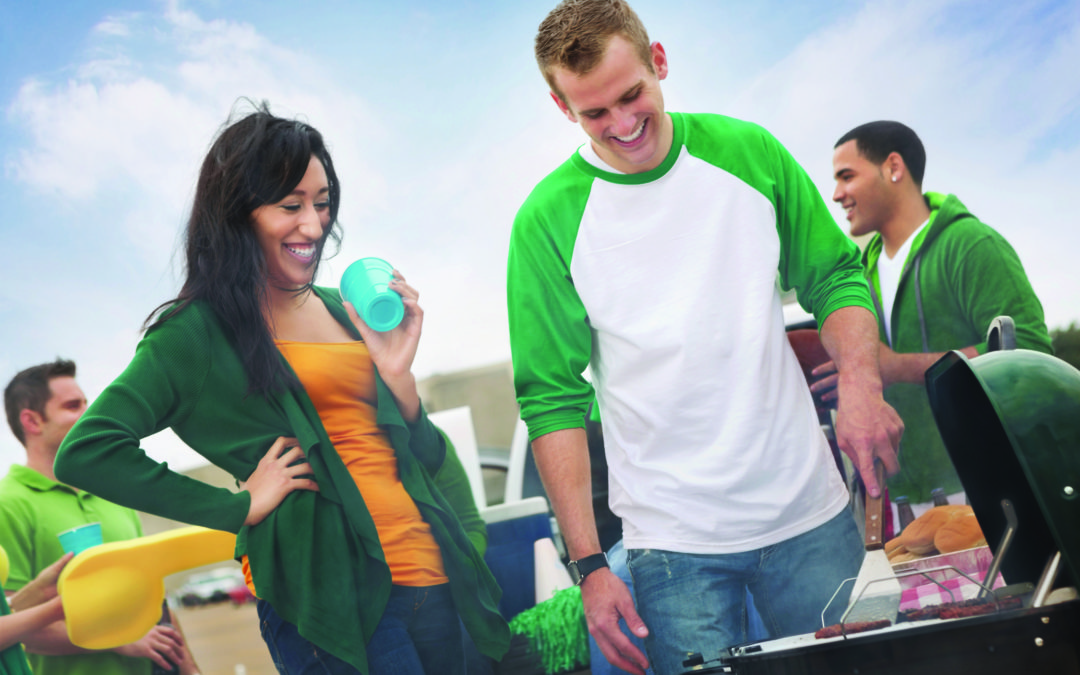 Tailgate Tips That Add Flavor and Nutrition