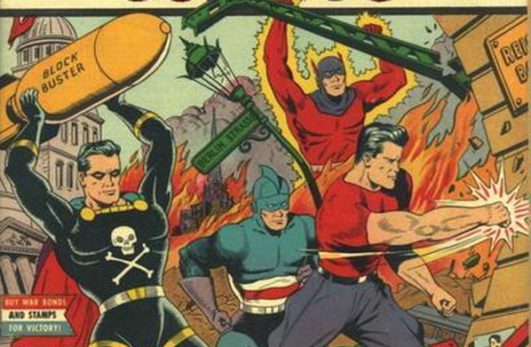 Celebrate Free Comic Book Day Downtown