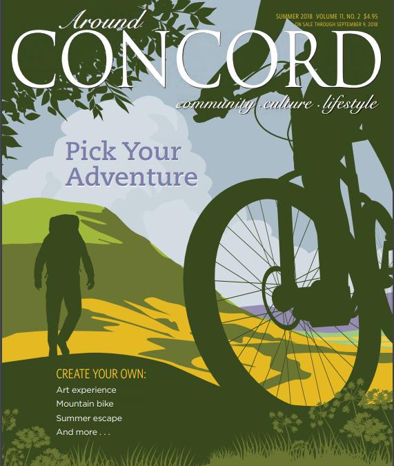 Around Concord Summer 2018