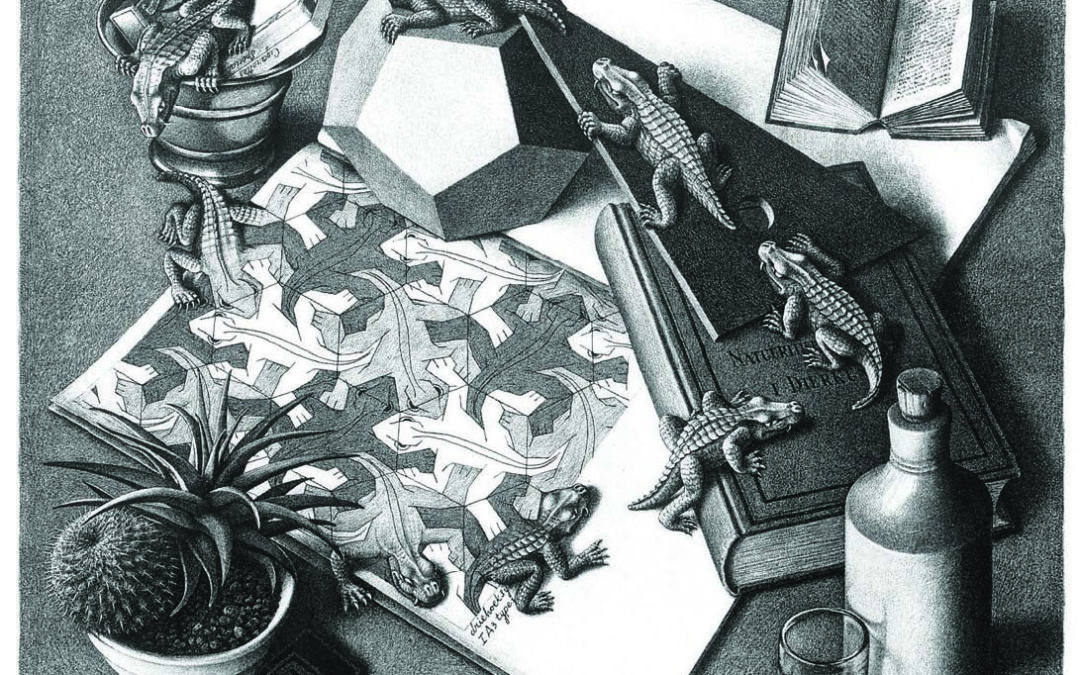 The Impossible Realities of M.C. Escher