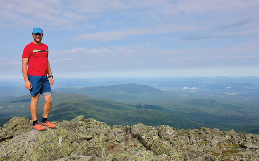 Trail-Running the Presidential Range – Attempting All Nine Mountains (In One Day)