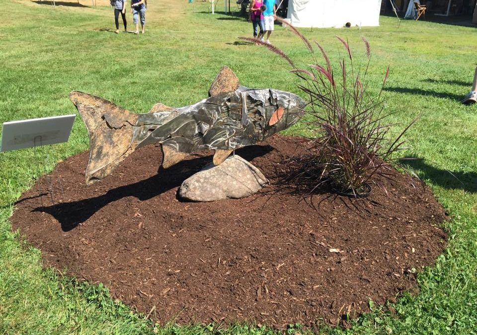League of NH Craftsmen Presents Excellence Awards at the 82nd Annual Fair Preview Party