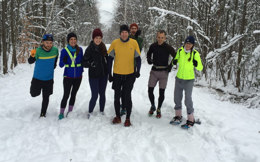 Concord NH Trail Runners Gaining Traction