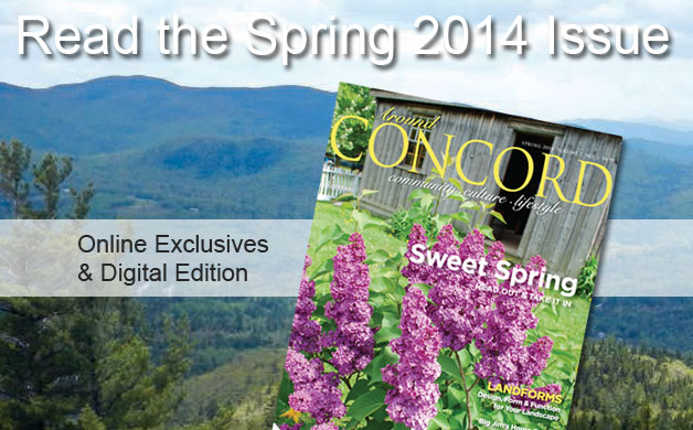 In This Issue: Spring 2014