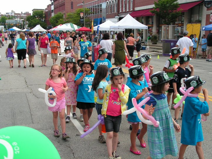 41st Annual Market Days Festival Returns to Downtown Concord