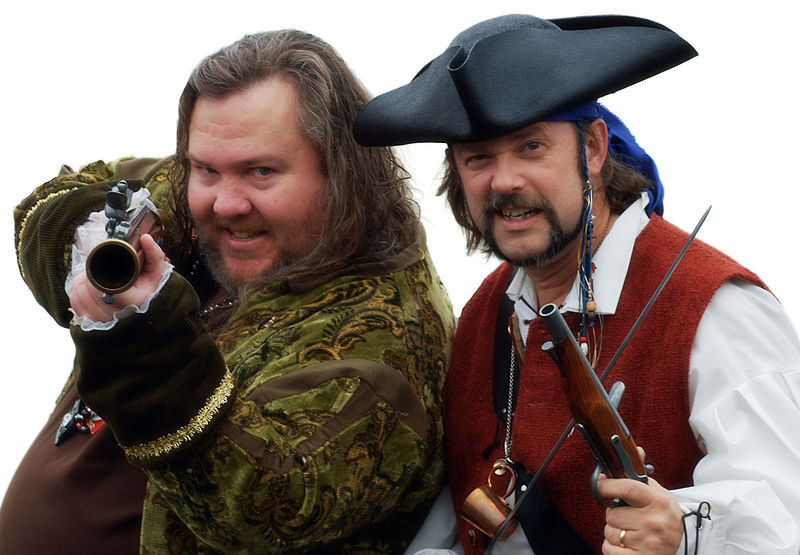 Avast! It be International Pirate Day. Are Ye Prepared? (Video)