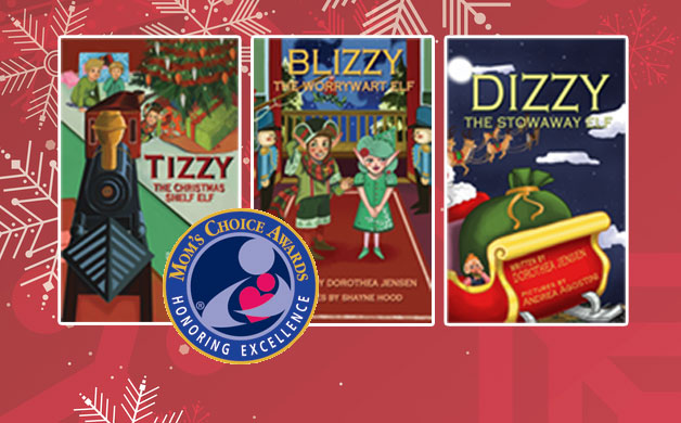 Image result for dorothea jensen Santa's Izzy Elves (4 Book Series)