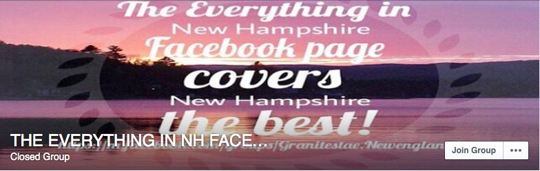 Concord Man's N.H. Facebook Fanpage Nears 12,000 Members