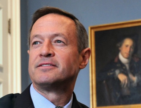 O'Malley Addresses Education, Business in Concord Town Hall Meeting