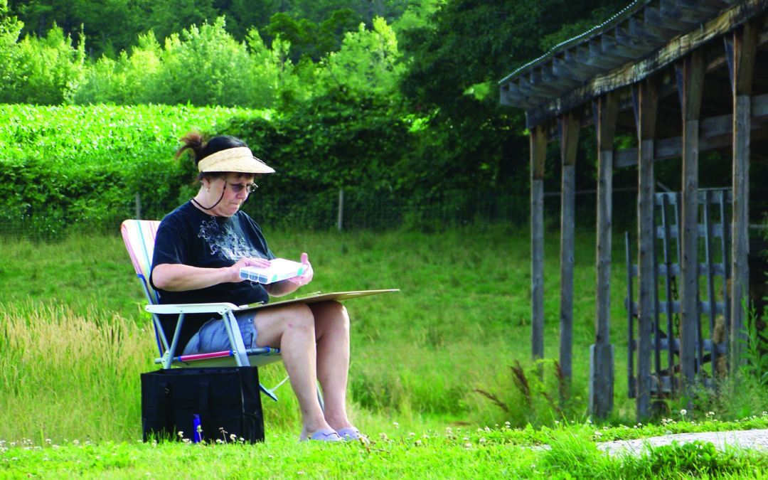 Art in the Field – Gallery Extra