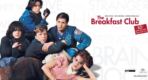 Join the Brat Pack for the 30th Anniversary celebration of The Breakfast Club
