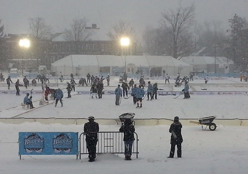 Winners of Black Ice Pond Hockey Tourney Announced