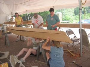 New Hampshire Boat Museum Offers Boat Building Classes