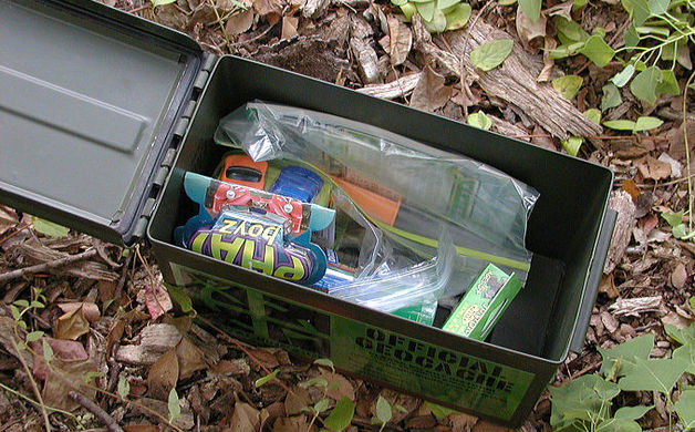 Geocaching 101: A Local Guide to a New Hobby