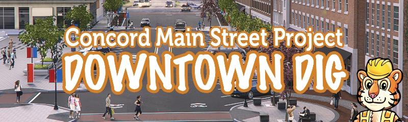 Main Street Project Resumes Monday, Main Street Minute Debuts