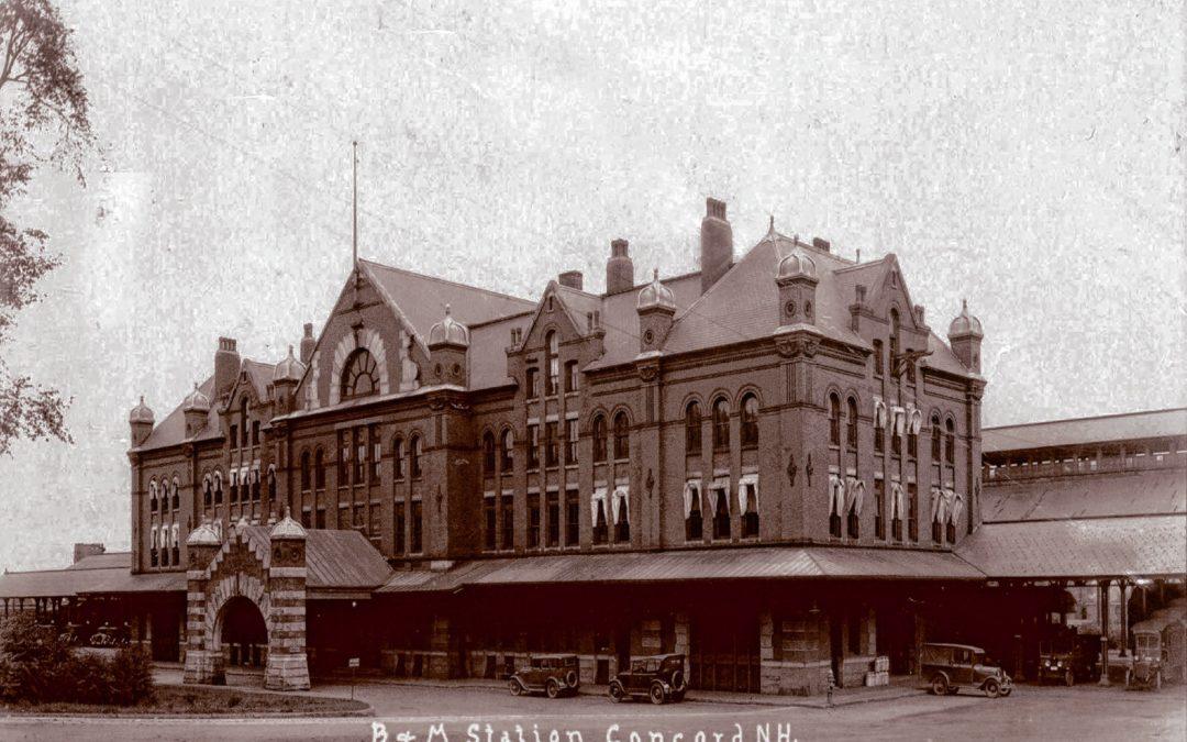 Concord history: Our train economy derailed