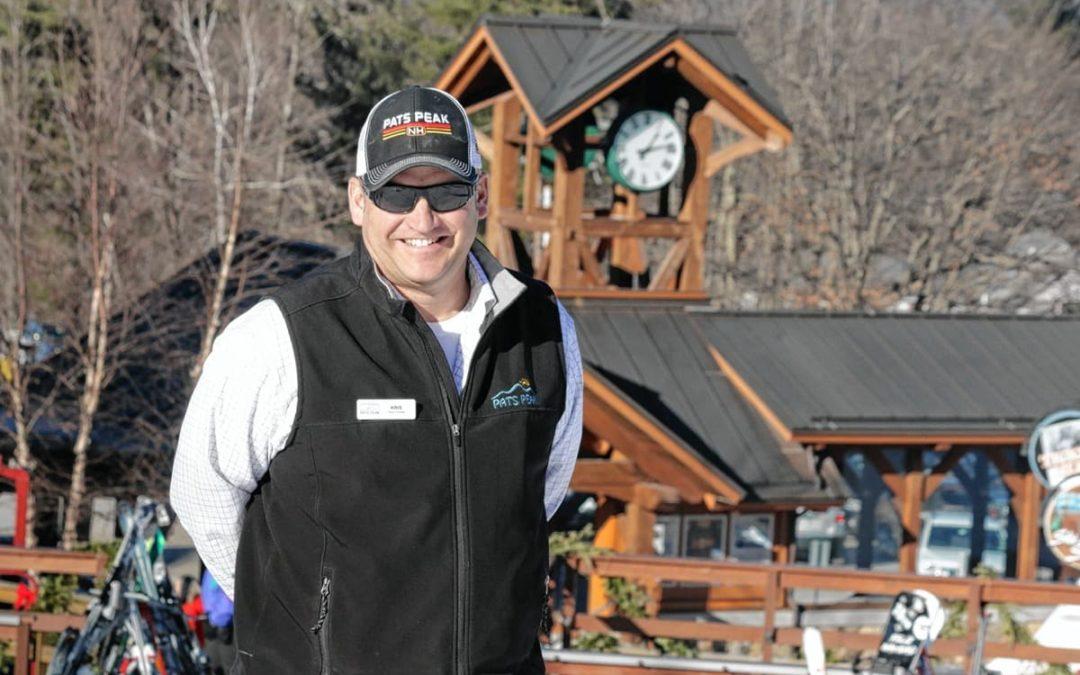 QA  – Kris Blomback, general manager at Pats Peak Ski Resort in Henniker, facing a season like no other
