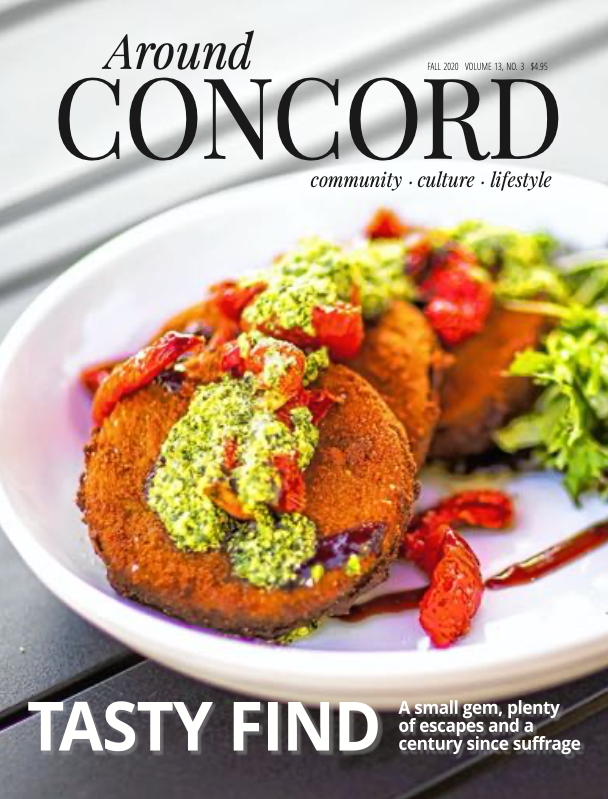 Around Concord Fall 2020