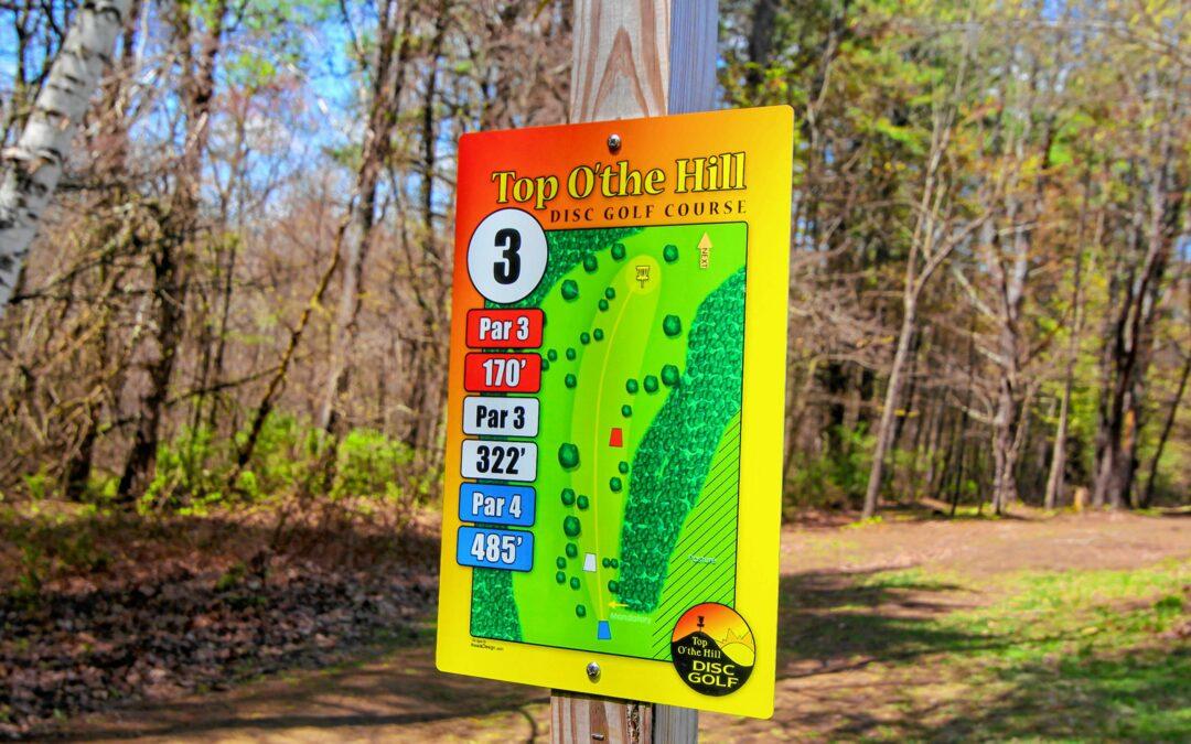Destination Disc Golf
